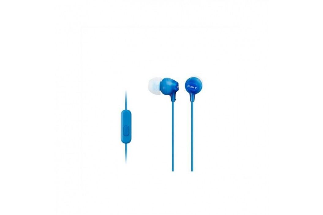 Sony MDREX15APLI.CE7 (MDREX15APLI.CE7) modrá