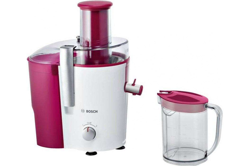 Bosch MES25C0 biely/vínový