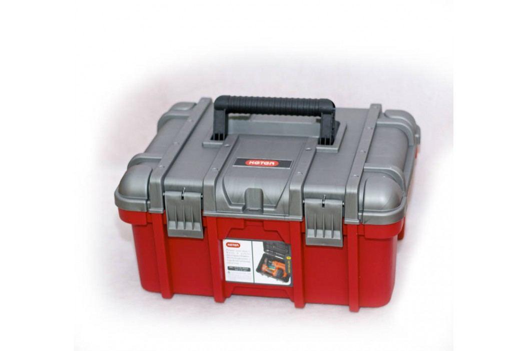 f41cf94551607 Keter 17186775 Power čierny/sivý/červený - Mallina.sk