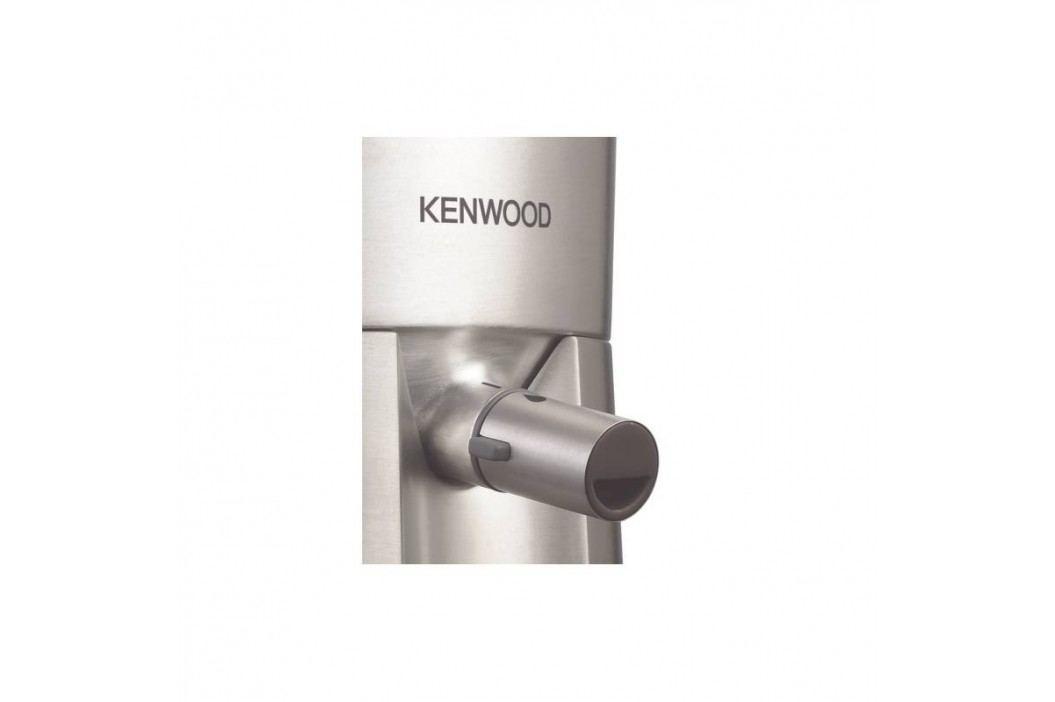 Kenwood JE850 strieborný