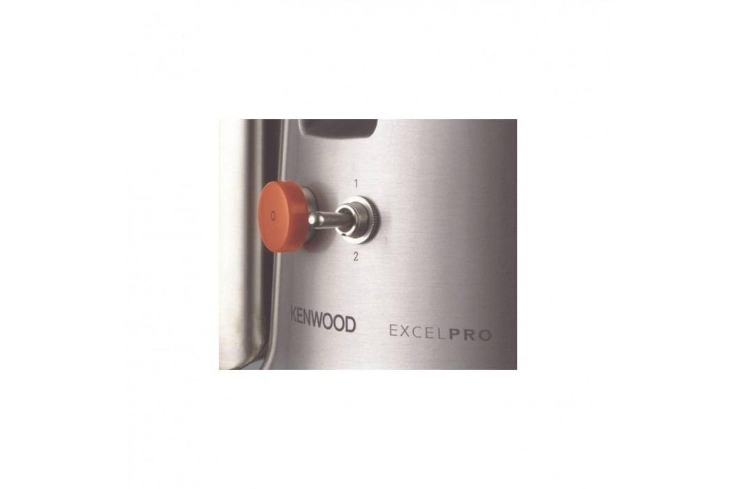 Kenwood JE880 strieborný
