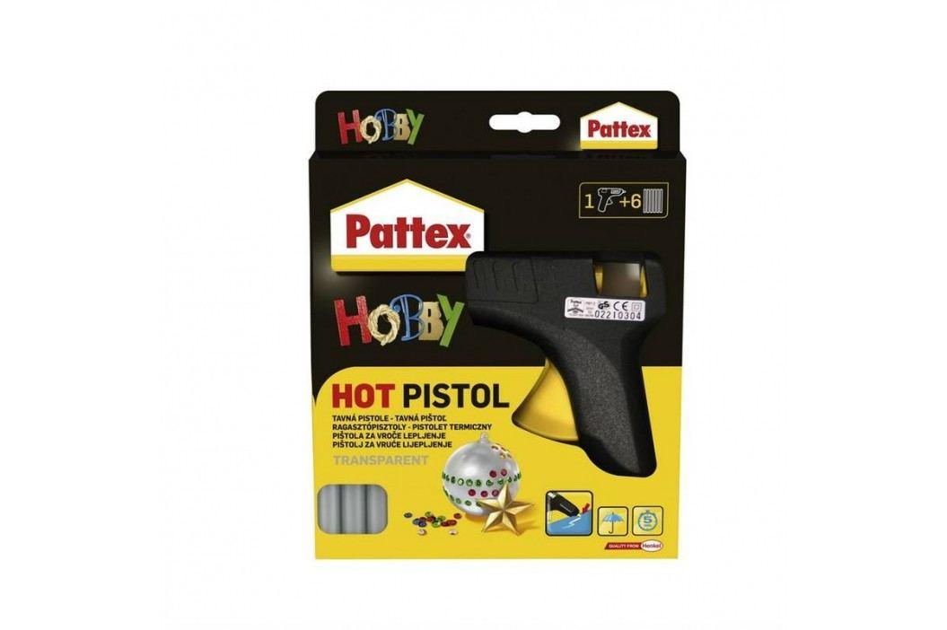 Pistole Pattex Hot