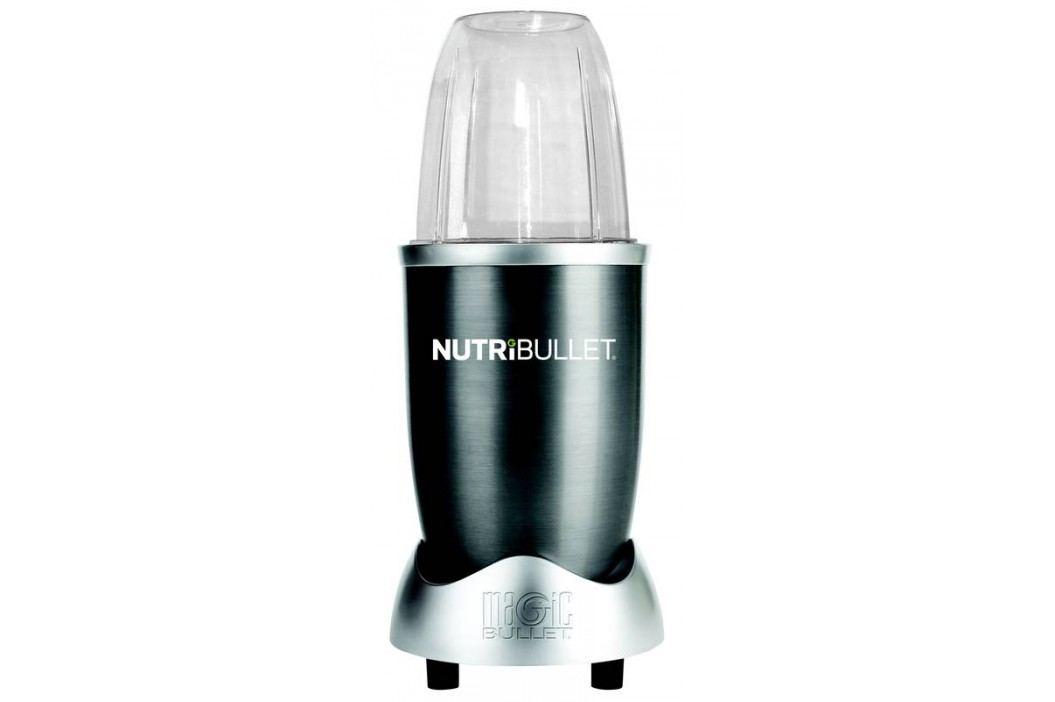 Delimano NUTRIBULLET 600 5 PCS strieborný/sivý