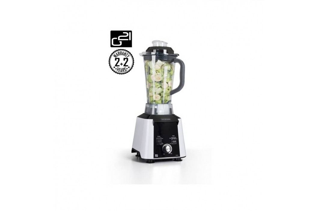 G21 Blender Perfect Smoothie Vitality white biely