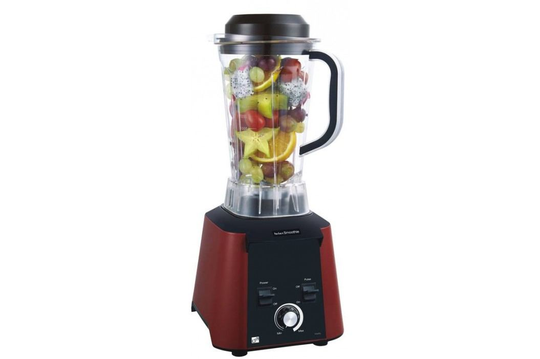 G21 Blender Perfect smoothie Vitality red červený