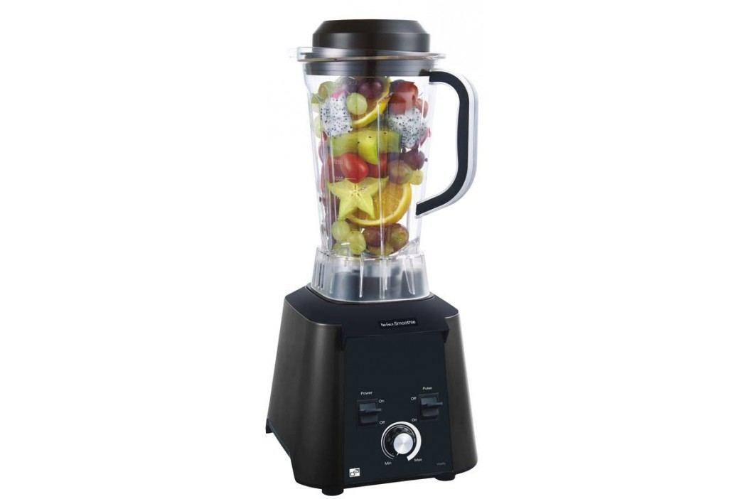 G21 Blender Perfect smoothie Vitality graphite black čierny