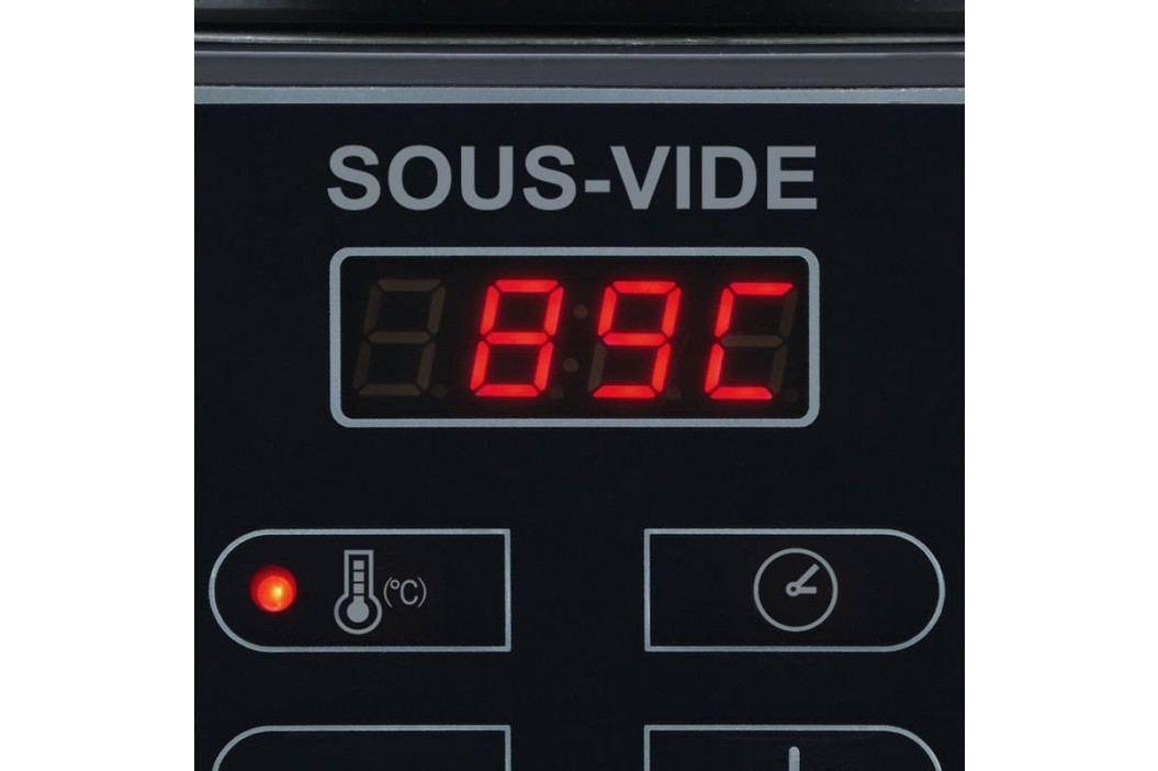 Severin SOUS-VIDE SV 2447 čierny/nerez