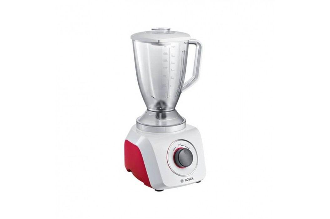 Bosch MMB21P0R biely/červený