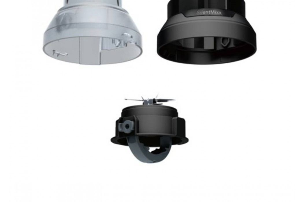 Bosch SilentMixx MMB64G3M čierny