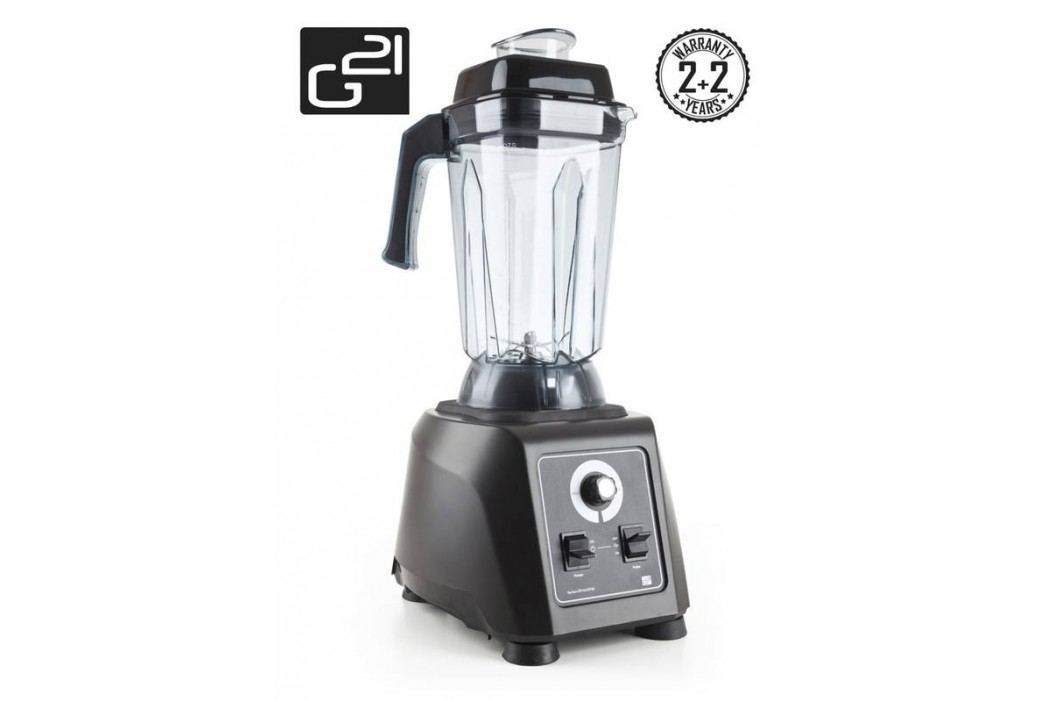 G21 Blender G21 Perfect smoothie black čierny