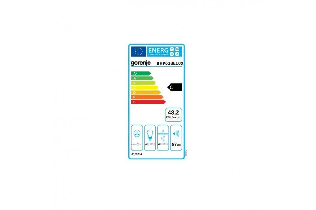 Gorenje Essential BHP623E10X nerez