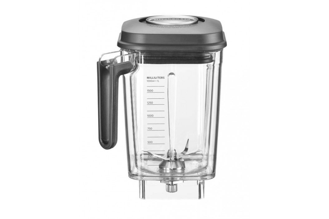 KitchenAid Power Plus 5KSB8270EMS sivý