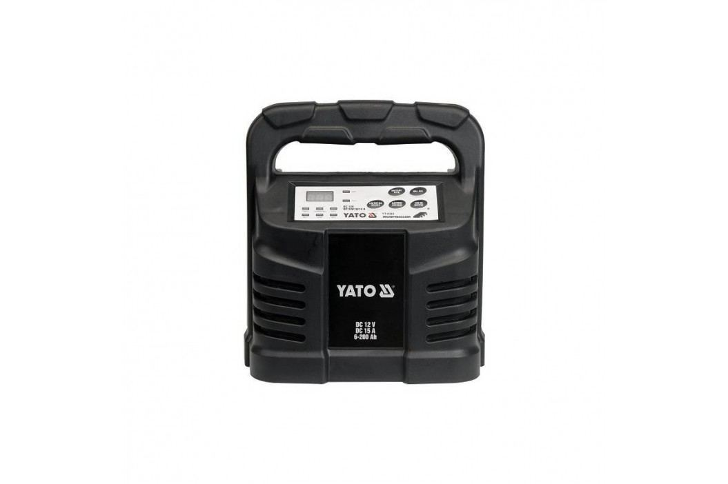 YATO 15A 12V gel/procesor