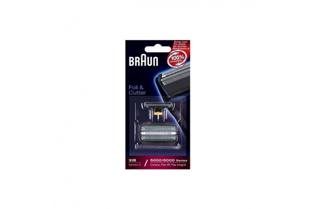 Braun CombiPack FlexIntegral - 31B čierne