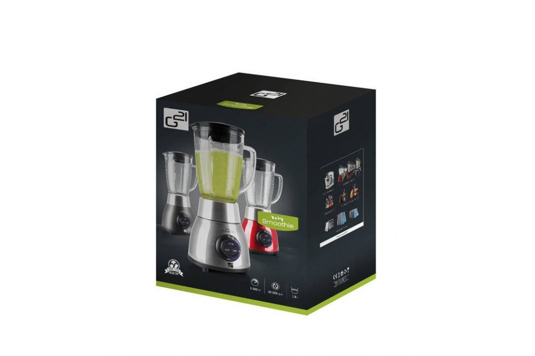G21 Baby smoothie Graphite Black čierny
