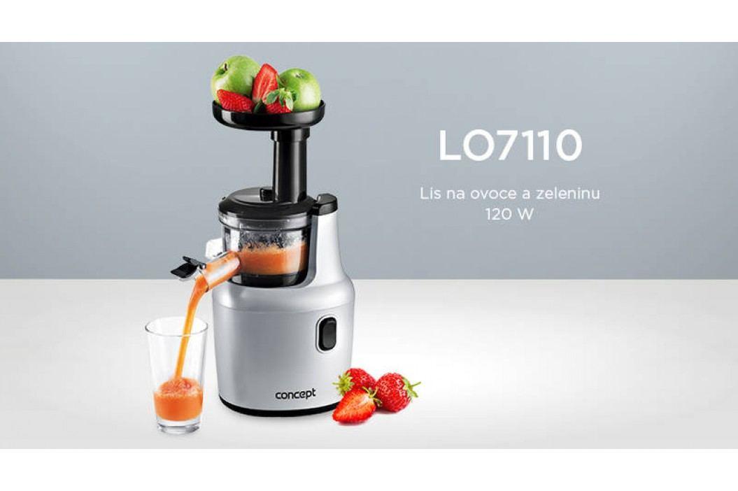 Concept LO7110 strieborný