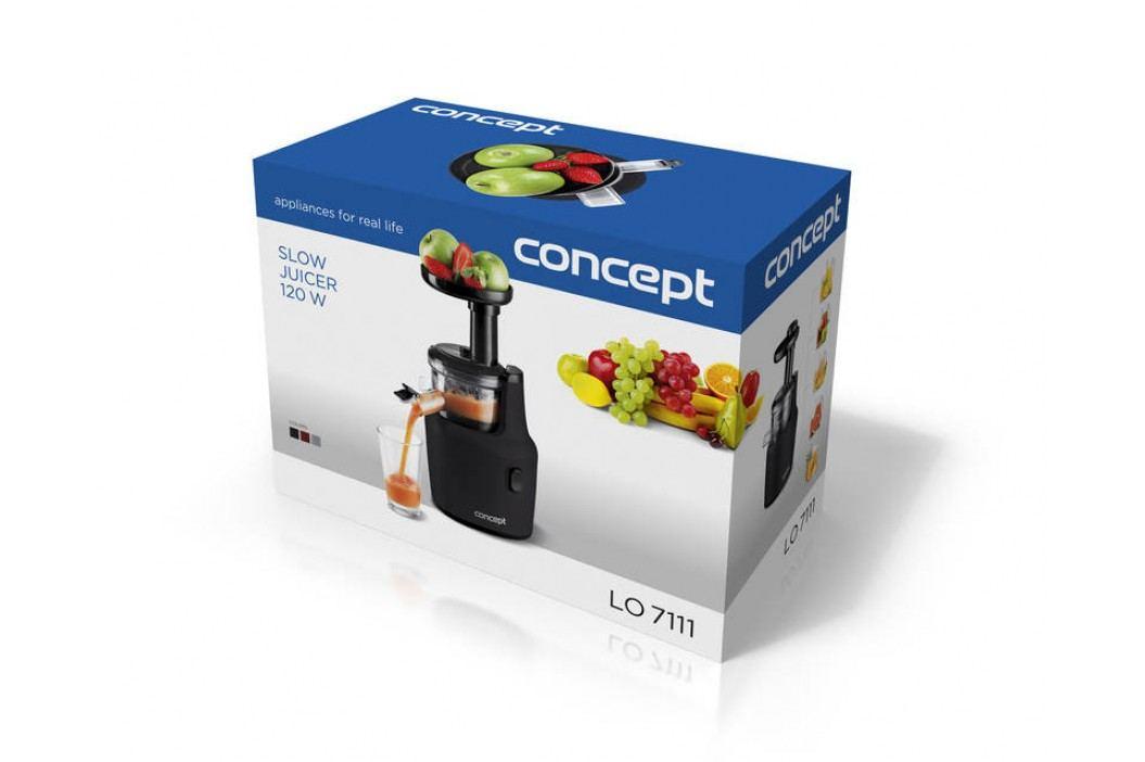 Concept LO7111 čierny