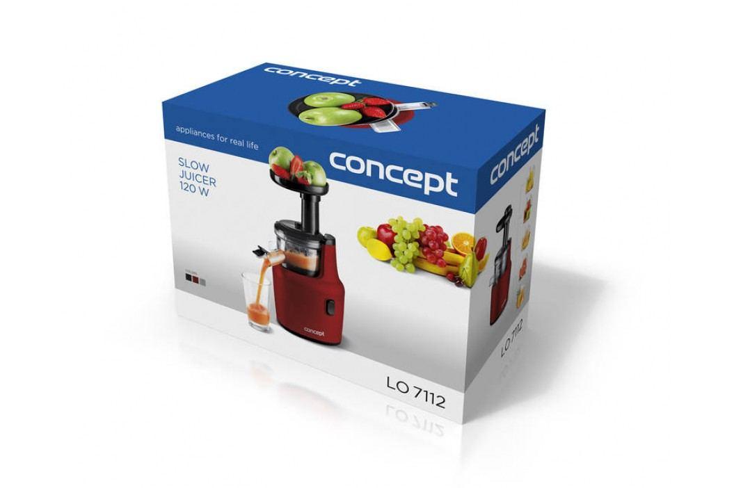 Concept LO7112 červený