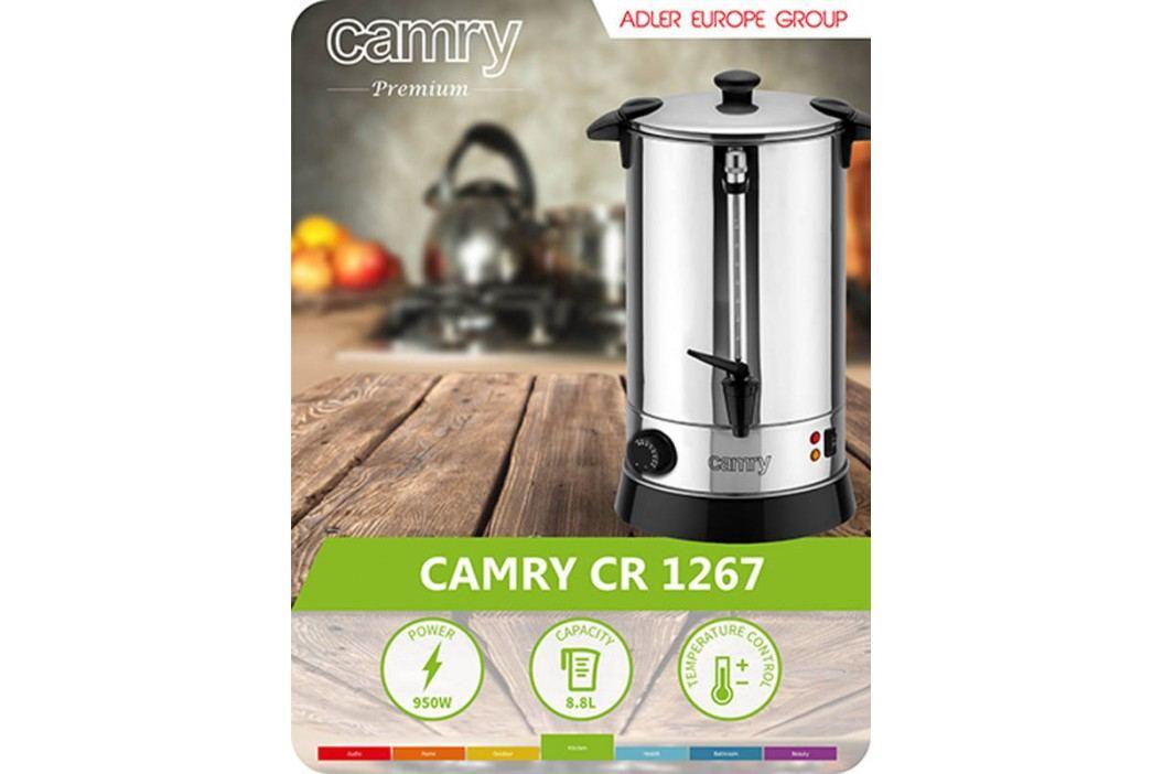 Camry CR1267 nerez