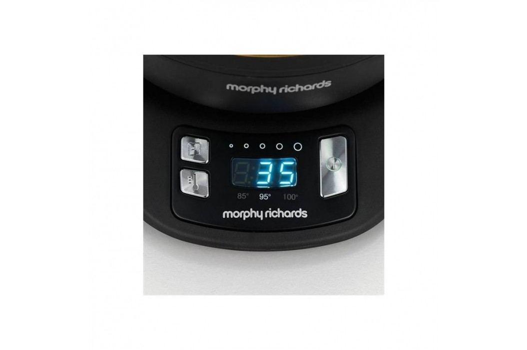 Morphy Richards MR-43970 čierny/nerez/priehľadný