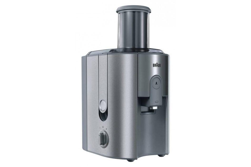 Braun J700 sivý/nerez