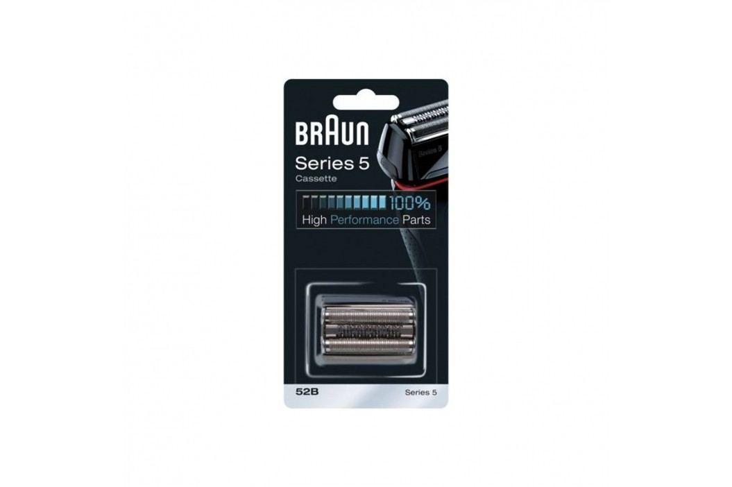 Braun CombiPack Braun Series 5 FlexMotion - 52B čierne