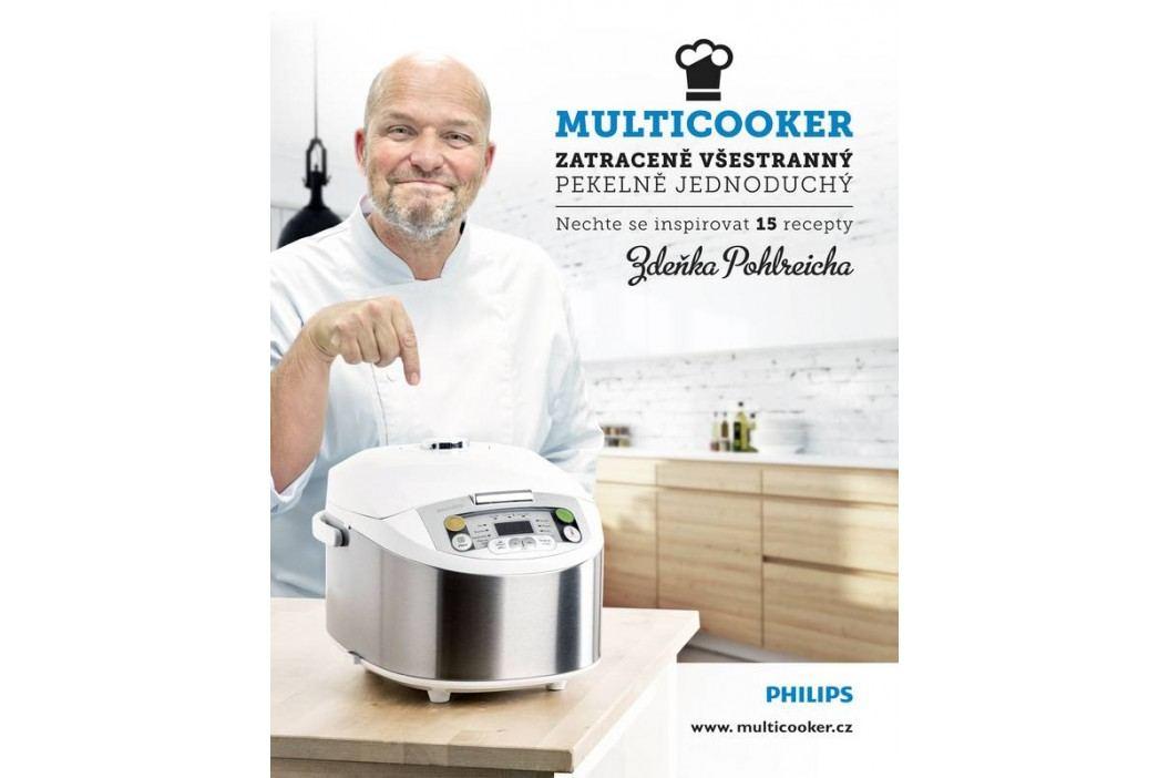 Philips HD3037/70 Multicooker strieborný/nerez