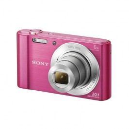 Sony Cyber-shot DSC-W810P ružový