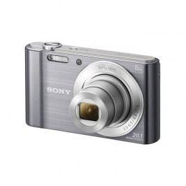 Sony Cyber-shot DSC-W810S strieborný