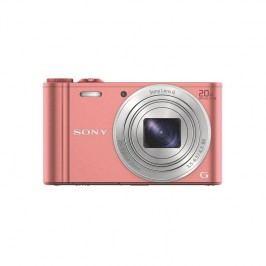 Sony Cyber-shot DSC-WX350 ružový