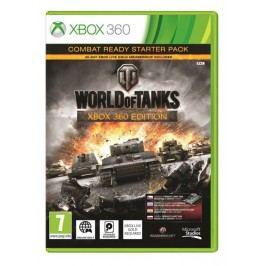Microsoft Xbox 360 World of Tanks Combat ready starter pack (4ZP-00020)