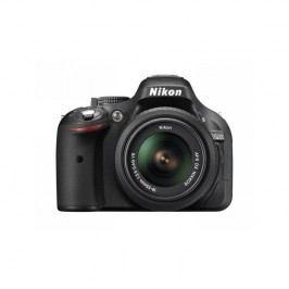 Nikon D5200 + 18-55 AF-S DX VR II