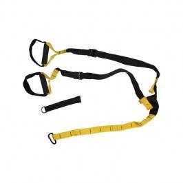 Acra (popruhy) čierne/žlté