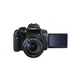 Canon EOS 750D + 18-135 STM (0592C032) čierny