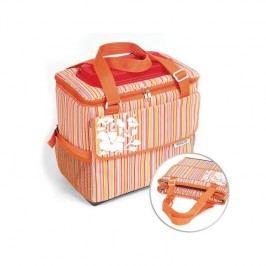 Sencor SCM 3033RD biela/oranžová