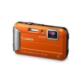 Panasonic DMC-FT30EP-D oranžový