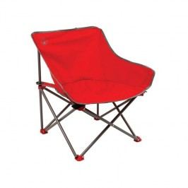 Coleman Kickback Chair červené
