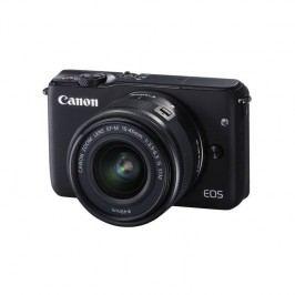 Canon EOS M10 + 15-45mm STM čierny