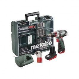 Metabo PowerMaxxBSQuickPro MD 1x2Ah zelená
