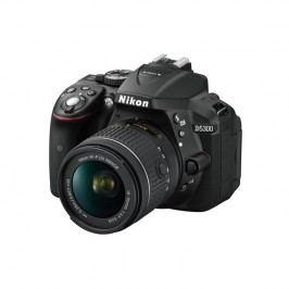 Nikon D5300 + AF-P 18-55 VR čierny