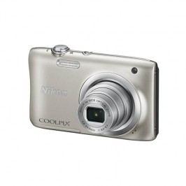 Nikon Coolpix A100 strieborný