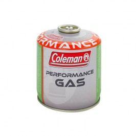 Coleman C 300 Performance (240 g plynu, ventilová šroubovací) biela/zelená