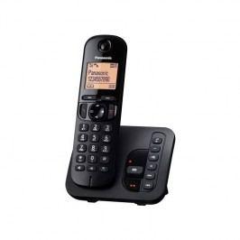 Panasonic KX-TGC220FXB  se záznamníkem (KX-TGC220FXB ) čierny