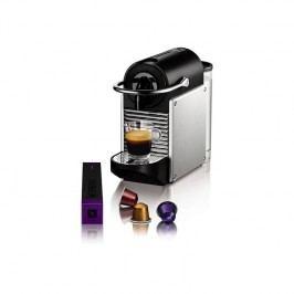 DeLonghi Nespresso Pixie EN125S strieborné