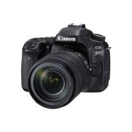 Canon EOS 80D + 18-135 IS USM (1263C041) čierny