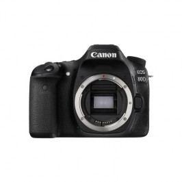 Canon EOS 80D tělo (1263C032) čierny