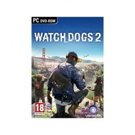 Ubisoft PC Watch Dogs 2 (USPC07813)