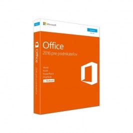 Microsoft Office 2016 SK Home and Business pre 1 PC (T5D-02892)