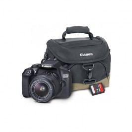 Canon EOS 1300D + 18-55 mm DC III černý Starter Kit čierny