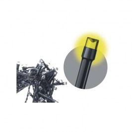 EMOS 240 LED, 24m, řetěz, teplá bílá, časovač, i venkovní použití (1534170055)
